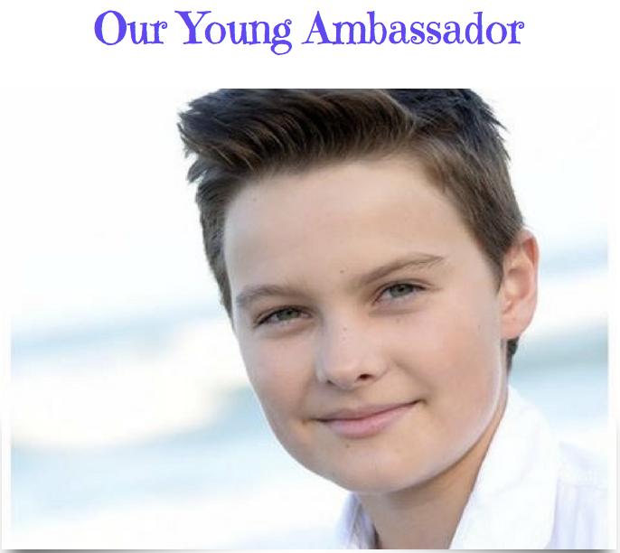 Luke harrison young ambassador